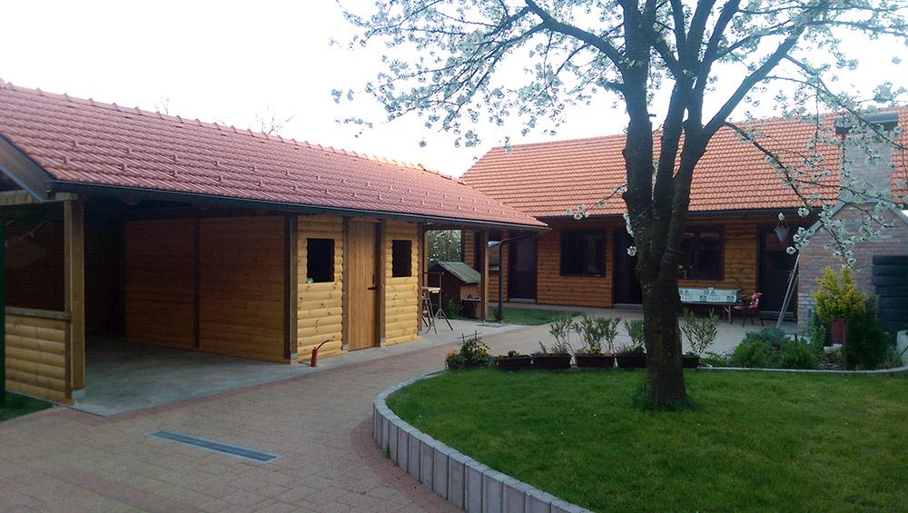 Uređenje dvorišta i dvorišnih objekata