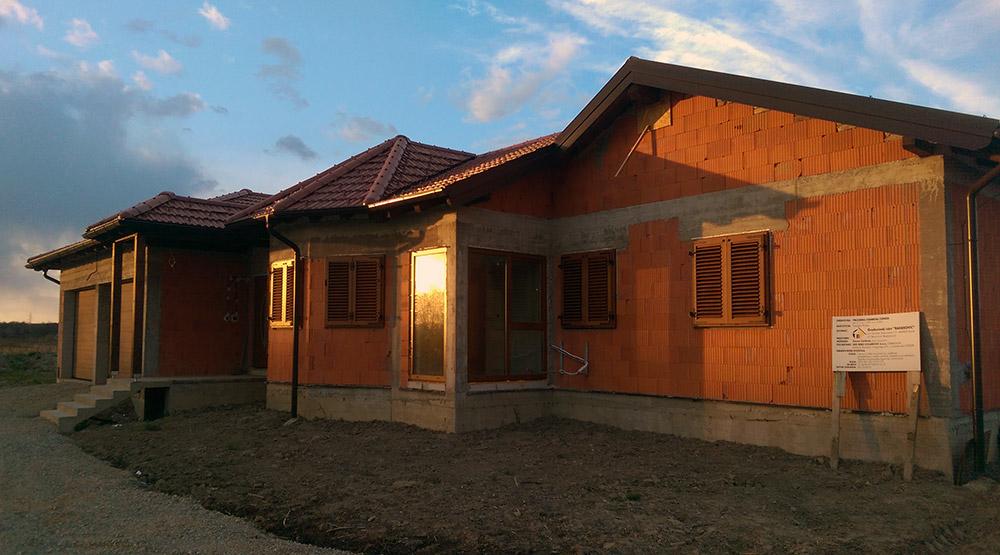 Izgradnja obiteljske kuće