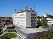 Natkrivanje terase i djelomična unutarnja adaptacija hotela Panonije u Sisku.