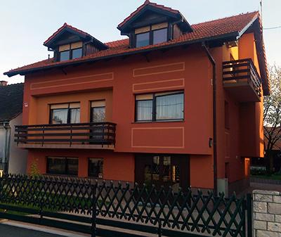 Sjedište Građevinski obrt Radanović